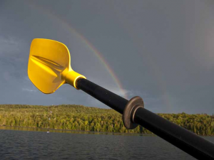 St. John river rainbow